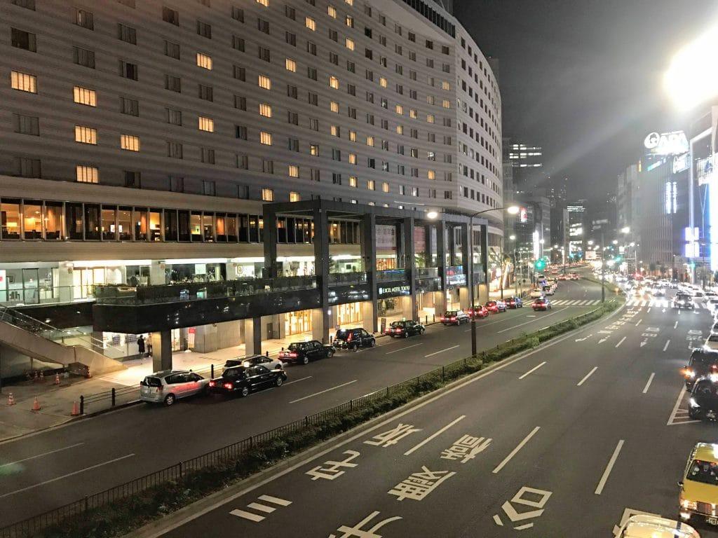 akasaka excel hotel tokyu towards tameike